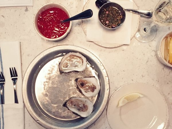 Sea Level Oysters & Wine Pairing