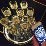champagne at ritz-carlton charlotte